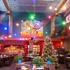 Photo taken at Don Pablo's Mexican Kitchen by Shelly P. on 12/11/2012