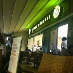 Photo taken at Kahve Dünyası by Emrah K. on 10/20/2012