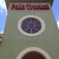 Photo taken at Pollo Tropical by Timothy K. on 4/11/2013