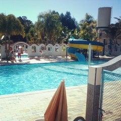 Photo taken at Quedas D'Água Resort by Carla P. on 6/1/2013
