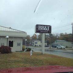 Photo taken at BB&T by Carmen G. on 11/13/2012
