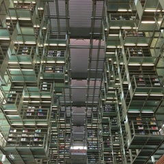 Photo taken at Biblioteca Vasconcelos by Qoniie !! on 4/12/2013