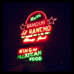 Photo taken at Matt's Famous El Rancho by Paul L. on 2/18/2013