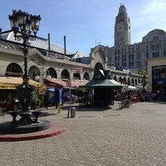 Photo taken at Mercado del Puerto by qd 2. on 5/17/2013