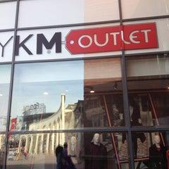 Photo taken at YKM by Mustafa C. on 10/29/2012