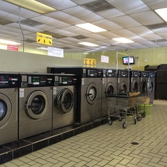 Photo taken at Today Washateria by Mariana B. on 9/27/2013