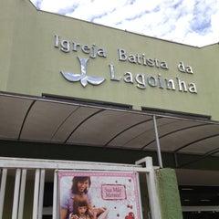 Photo taken at Igreja Batista da Lagoinha by Luciano A. on 12/2/2012