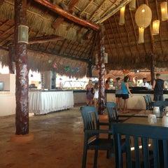 Photo taken at El Cozumeleño Beach Resort by Kevin on 7/29/2013