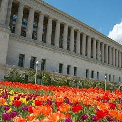 Photo taken at Soldier Field by Soldier Field on 4/8/2014