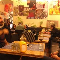 Photo taken at Caffe GianMario by Vika D. on 1/2/2013