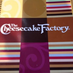 Photo taken at The Cheesecake Factory by Joshua P. on 1/12/2013