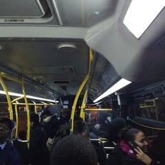 Photo taken at MTA Q2 Hillside 179 by Korima Y. on 12/18/2014