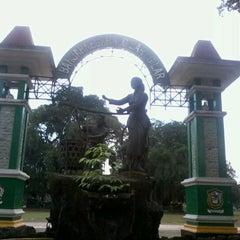 Photo taken at Alun - Alun Banjarnegara by Arifudin M. on 7/26/2013