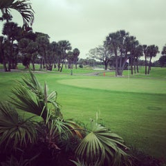 Photo taken at The Resort at Longboat Key Club by alison z. on 1/5/2013
