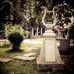 Photo taken at Museum Taman Prasasti by Riva A. on 3/24/2013