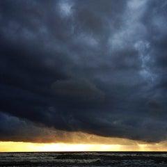 Photo taken at Lido Beach Spiaggia Libera Lido Di Camaiore by Mariya T. on 10/16/2014