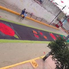 Photo taken at San Pedro Xalostoc by N M. on 7/7/2013