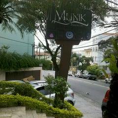 Photo taken at Munik Chocolates by Andrezza R. on 3/24/2013