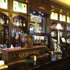 Photo taken at Cobh Irish Pub by Maru P. on 10/24/2012