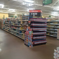 Photo taken at Walmart Supercenter by Kevin S. on 11/7/2012