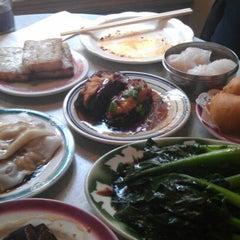 Photo taken at Nom Wah Tea Parlor by Allison B. on 11/18/2012