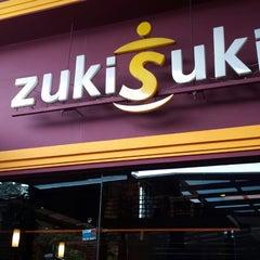 Photo taken at Zuki Suki by Widi A. on 9/24/2015