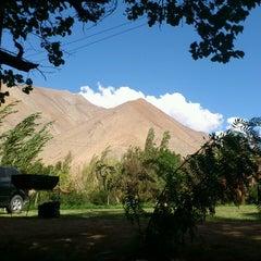 Photo taken at Camping Rancho Rodriguez by David M. on 2/14/2013