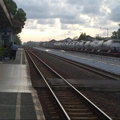 Photo taken at Stasiun Wates by Dios D. on 4/3/2013