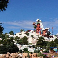 Photo taken at Disney's Blizzard Beach Water Park by Jeff K. on 10/18/2012