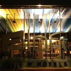 Photo taken at Aloft Ontario-Rancho Cucamonga by Cynthia D. on 12/15/2012