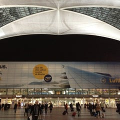 Photo taken at Terminal 2 by Cynthia D. on 10/28/2012