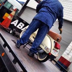 Photo taken at Chevron by Anna H. on 12/2/2012