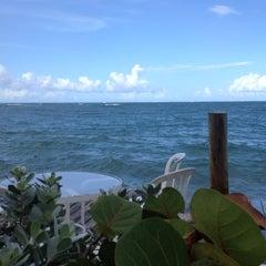 Photo taken at La Playita by Sundara R. on 10/21/2012