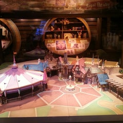 Photo taken at Walt Disney Imagineering Blue Sky Cellar by Ruben G. on 2/5/2013