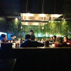 Photo taken at Wasabi Japanese Steakhouse by Kristen W. on 2/15/2013