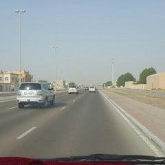 Photo taken at Khalifa City | مدينة خليفة by Jan-Michael R. on 9/9/2015