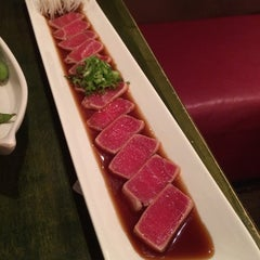 Photo taken at Kooma sushi Restaurant by Giovanni H. on 8/20/2014