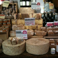 Photo taken at Murray's Cheese by Papa B. on 3/2/2013