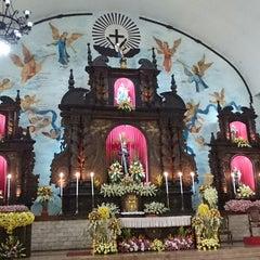 Photo taken at Santuario de San Pedro Bautista Parish by Guen M. on 2/8/2015