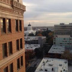 Photo taken at Citizen Hotel by Kristy K. on 11/12/2013