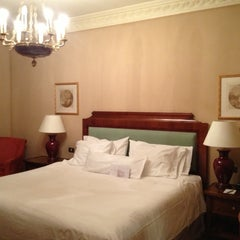 Photo taken at The Westin Palace Milan by Antonina G. on 11/5/2012