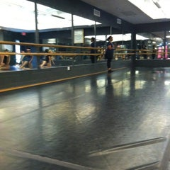 Photo taken at Performing Arts Building by Mak M. on 10/23/2012