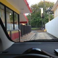 Photo taken at McDonald's by Tasha F. on 3/30/2013