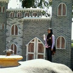 Photo taken at Jawa Timur Park 1 by Rina U. on 10/31/2012