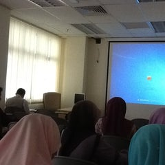 Photo taken at seminar room 1 level 3, CTC sg buloh by Ana H. on 11/9/2012