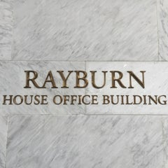 Photo taken at Rayburn House Office Building by Jake R. on 4/15/2015