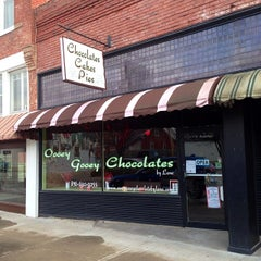Photo taken at Oooey Gooey Chocolate by Lane by Danny O. on 1/18/2014