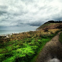 Photo taken at Ebey's Landing by Mia W. on 11/16/2013