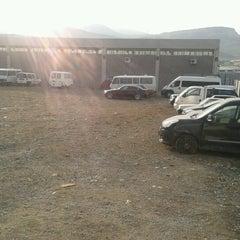 Photo taken at Otuzbes Yediemin Icralik Arac Otoparki by Yasin M. on 10/23/2012
