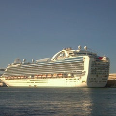 Photo taken at Port Everglades by South F. on 2/3/2013